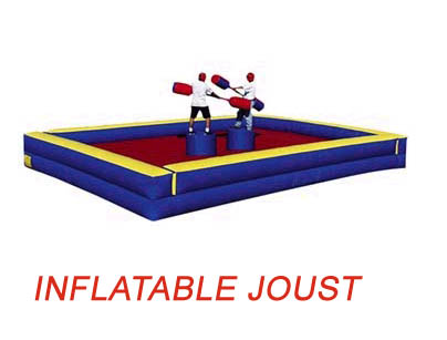 Houston Interactive Rentals - Air Bots Inflatable - Like Sumo Suits